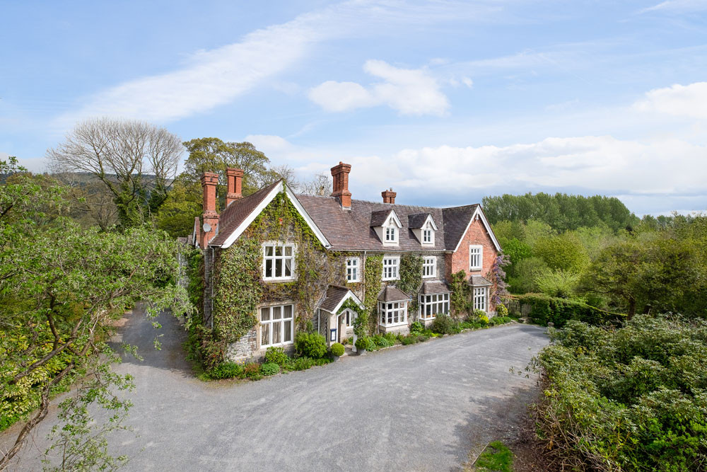 Hotel photography Herefordshire