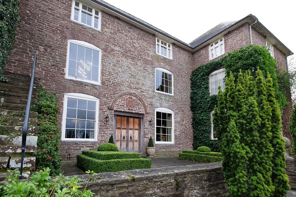 Dewsall Court Herefordshire