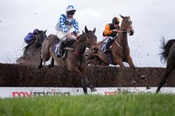 Horse racing at Hereford