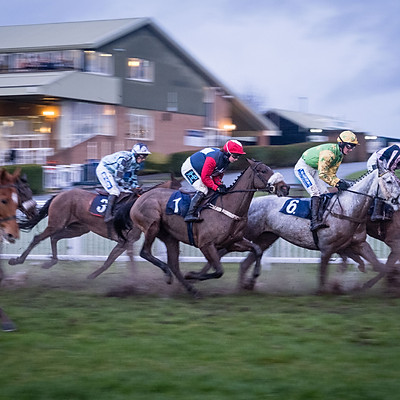 Hereford Races - 19 Dec 2019
