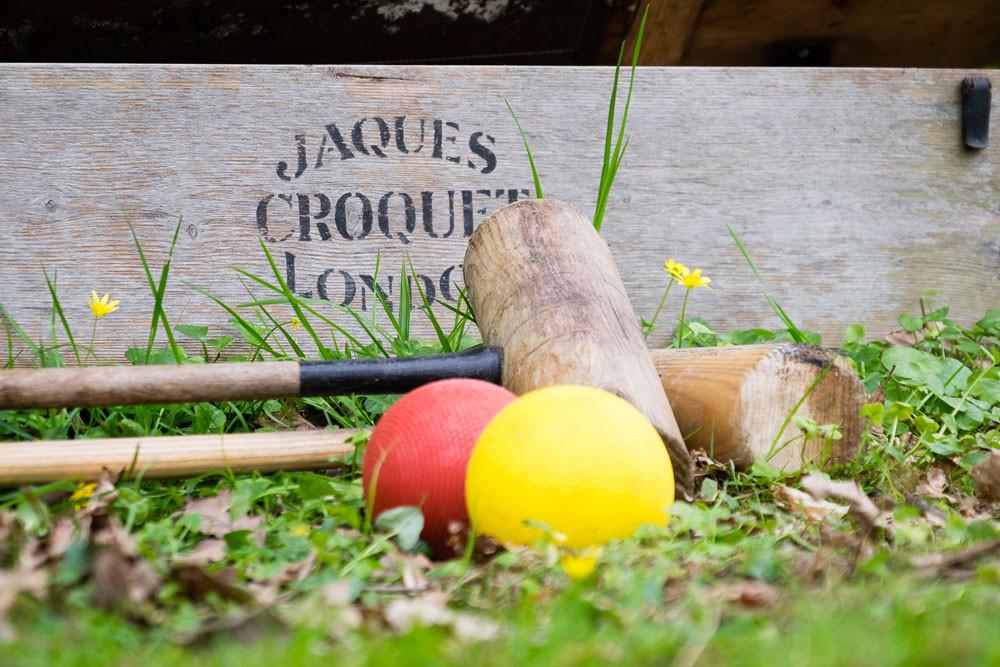 Croquet mallets