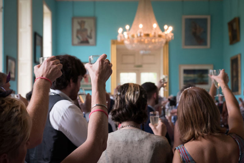 Speeches at Walcot Hall