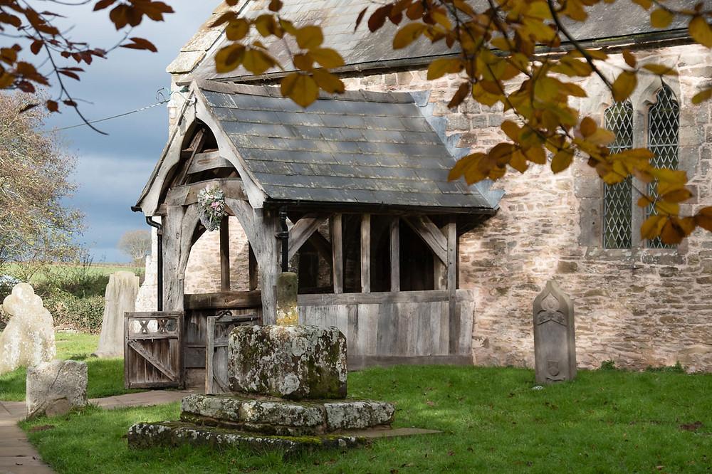 Dewsall Court chapel