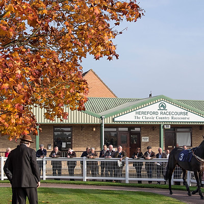 Hereford Racecourse October