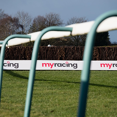 myracing at Hereford Racecourse