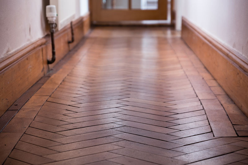 Wooden floors