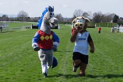 Mascots' Race