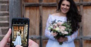 Wedding Photography at Dewsall Court, Herefordshire
