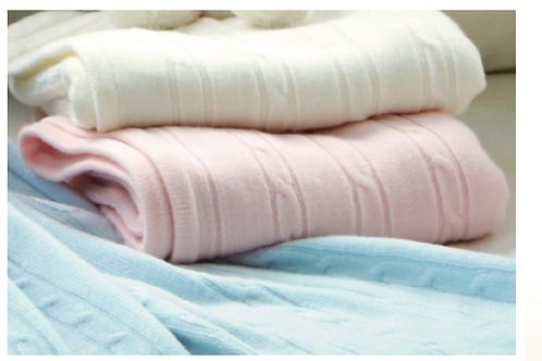 Cashmere Feel Blanket