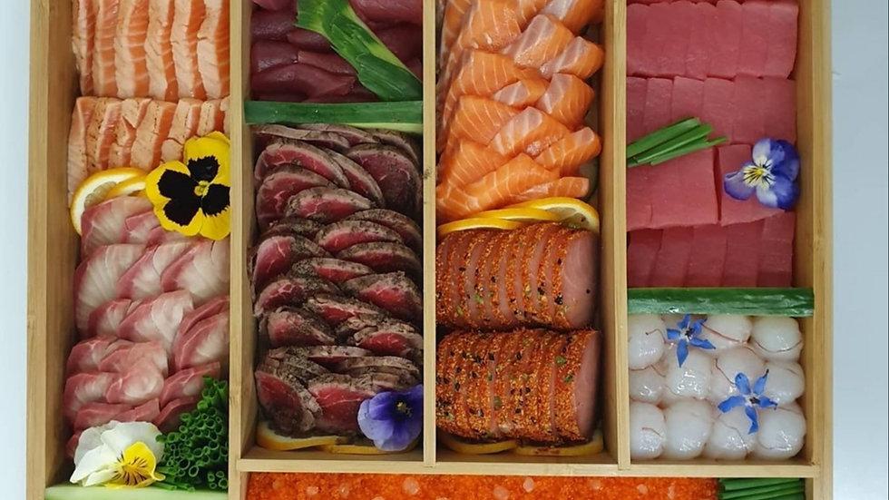 Sashimi Box - 48 HRS notice please