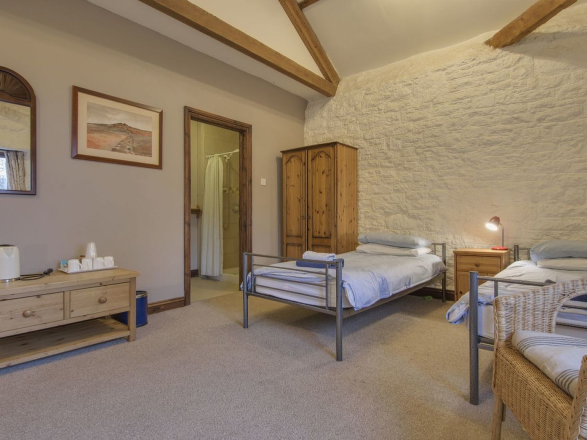 Shared room with ensuite