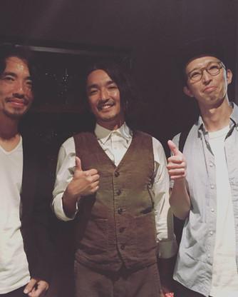 小沼ようすけさん@BLUE NOTE TOKYO