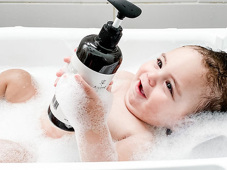 סבון לתינוק קלנדולה קמומיל