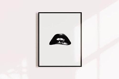 הדפס להורדה- שפתיים