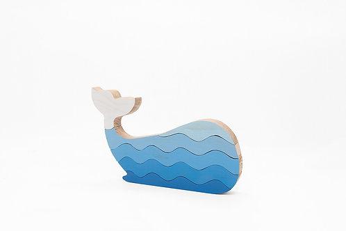 משחק הרכבה- לוויתן