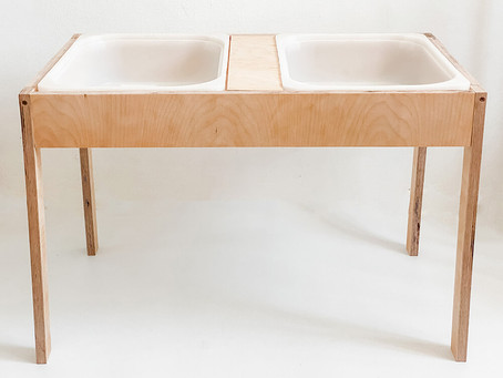 שולחן סנסורי DIY