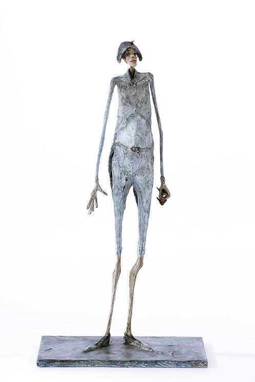 Le bicorne - Hauteur 48cm