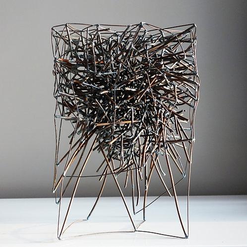 Abstraction  -  Hauteur 30 cm