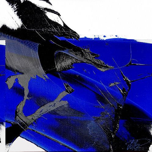 Sans titre - Référence C41  -  60x60 cm