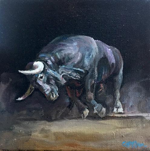 Toro, réf. 20009  -  20x20 cm