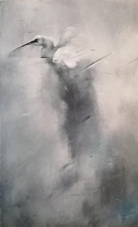 Naissance d'un Nuage  -  Hauteur 83 cm