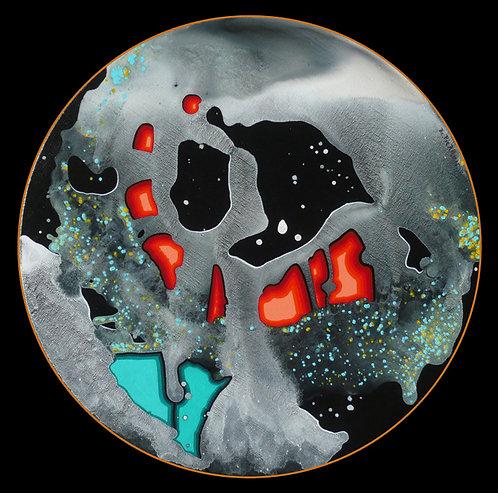 Miroir hémisphère - diamètre 50 cm