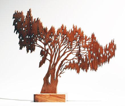 Olivier Vibrant  -  Hauteur 36 cm
