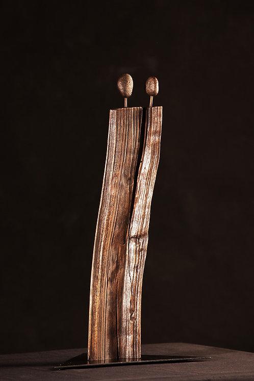 Parallèle  - Hauteur 55 cm
