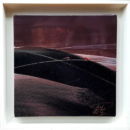 Sans titre, Réf. R79  -  25x25 cm