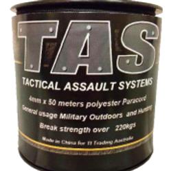 TAS - PARACORD 50M