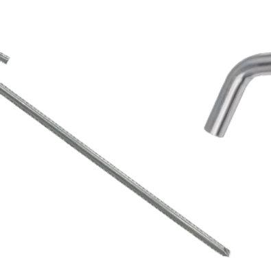 Supa Peg 175 x 6.3mm Galvanised Steel Peg