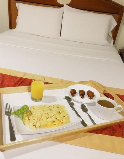 Malacca Hotel Room Sevice