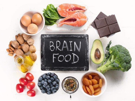 Foods That Boost Cognition