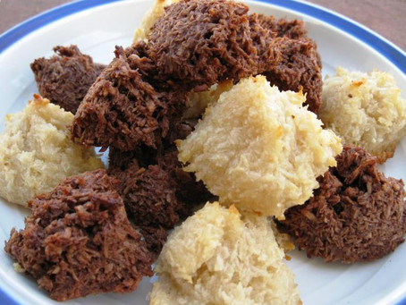 Egg-Free, Dairy-Free Coconut Macaroons for Passover