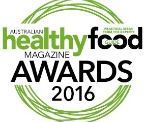 Healthy Food Awards 2016: Soyco Malaysian Peanut Satay Tofu