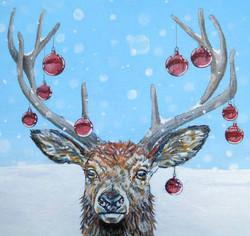 merry christmas deer 15