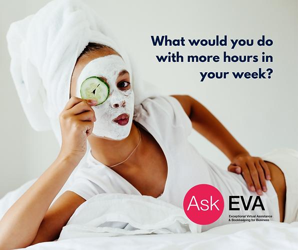 Ask EVA Virtual Assistant | Facebook post