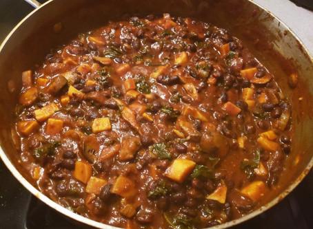 Aerielle's Vegan Chili