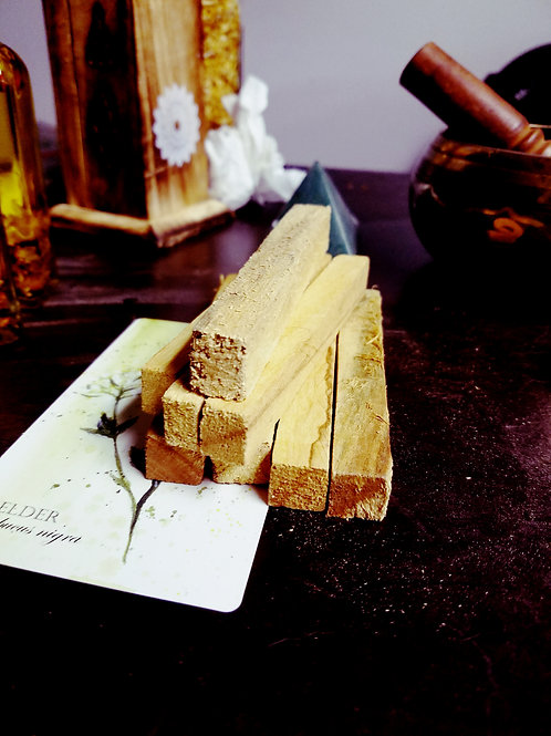 Palo santo stick bundle 3 pc