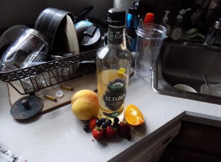 Boozy healthy Smoothie