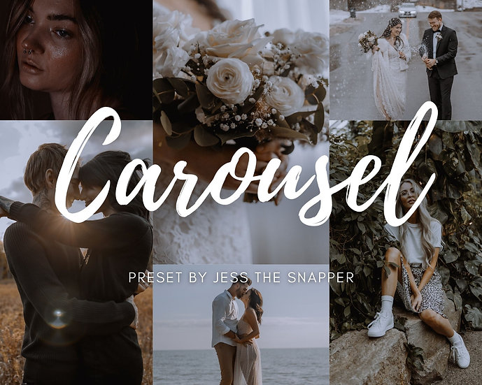 Carousel Preset
