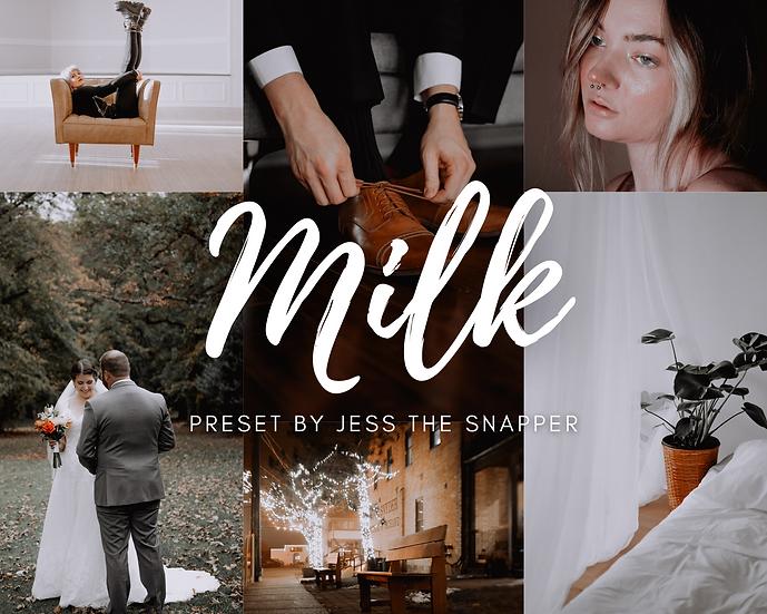Milk Preset