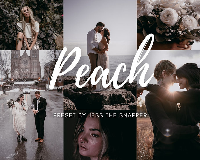 Peach Preset