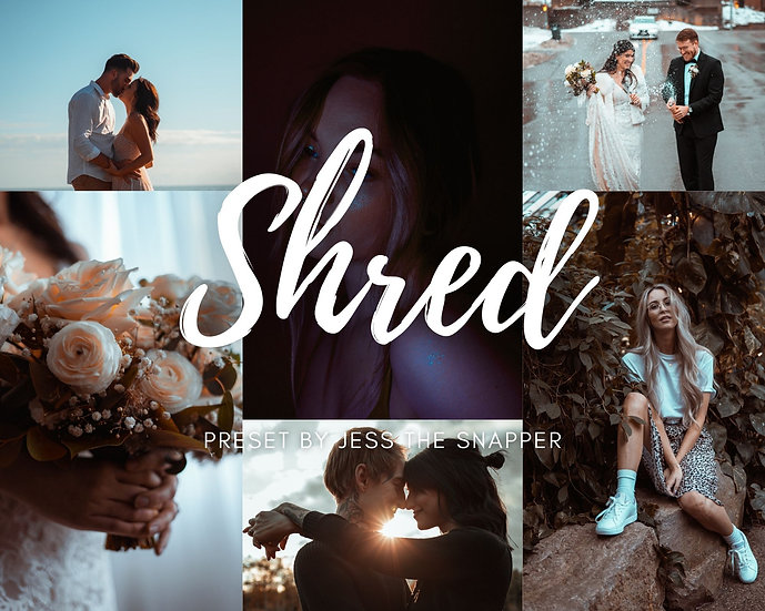 Shred Preset