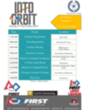 Seville Grove Regional 2018 Schedule FIN