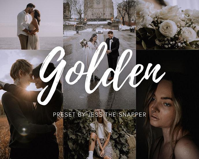 Golden Preset