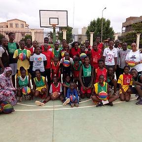 #Camplapantha #hmbfoundation #basketball
