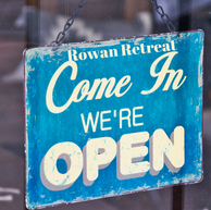 WE ARE OPEN...AGAIN!
