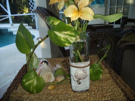 Rustic Cottage Vase/ Diffuser