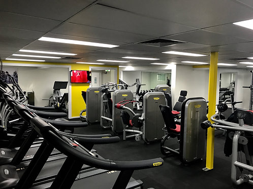 10 visit gym pass